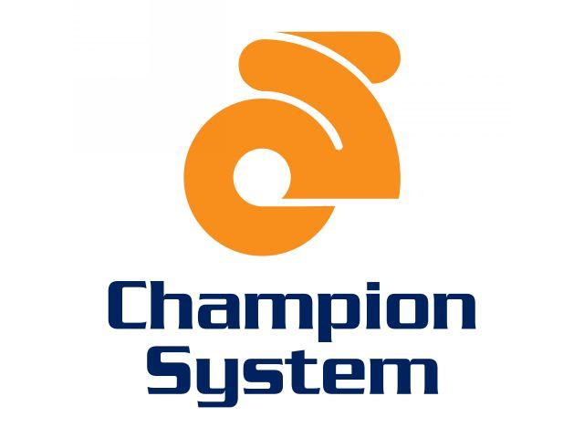 Champion system_Logo white