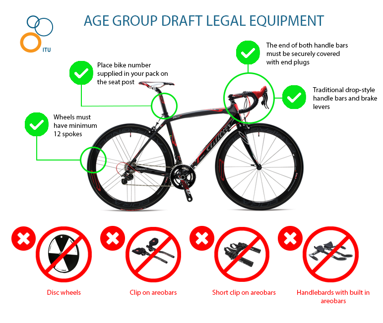 Draft-Legal Bike
